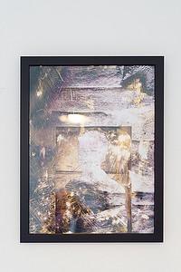 Tähtien Matkaaja II Framed