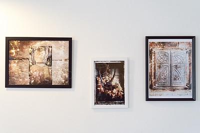 Framed Works