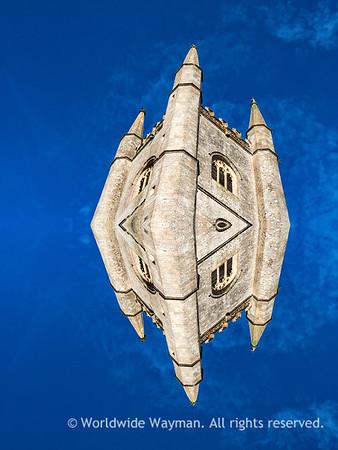 SPACE CHURCH