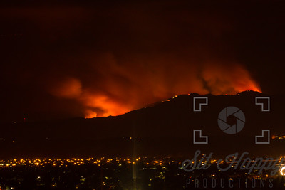 Loma Prieta Fire  - Santa Cruz Mountains