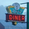 Chelsea Diner Sign