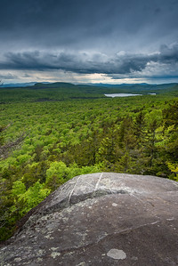 View from Devil's Hill, June 4, 2017