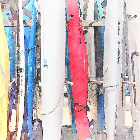 Kayaks - Dana Point, CA