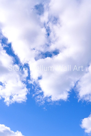 Face in the cloud