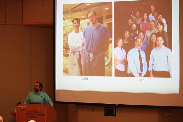 9th Dunlevie Lecture - Mark Krasnow, MD