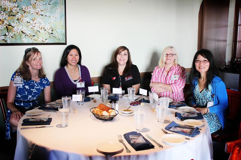 2013 Fellows Graduation Lunch
