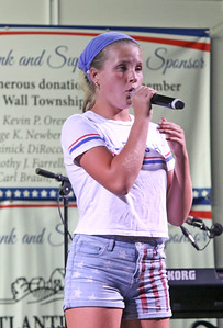 Wall Idol winner Vianna Rose*** Day 3 of the 2019 Wall Fair in Wall, NJ on 6/30/19. [DANIELLA HEMINGHAUS | THE COAST STAR]