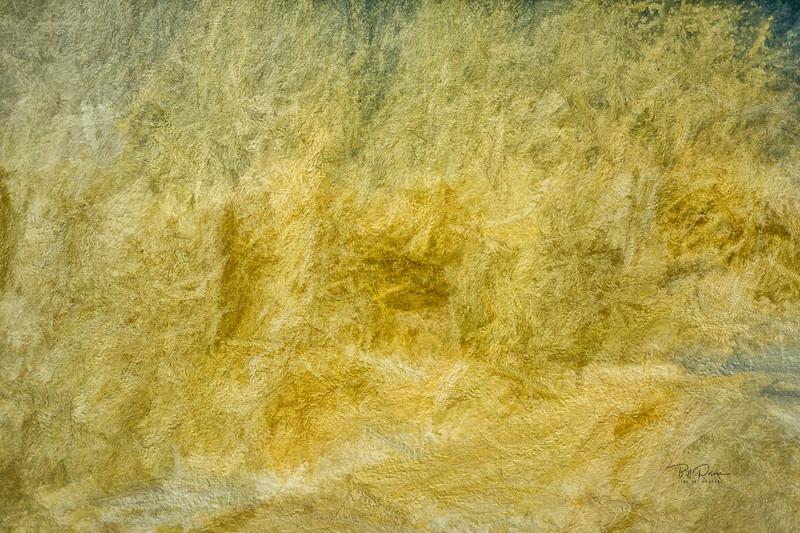 Yellow strokes