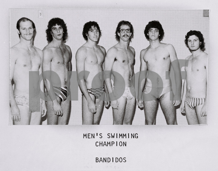 Swimming Champs, Bandidos, 1977-78