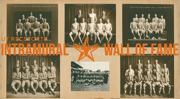 Intramural Champions 1919-20