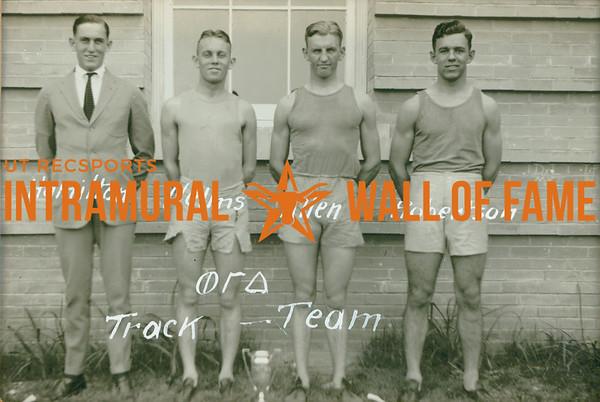 TRACK  Phi Gamma Delta  Hamilton, Nelms, Allen, Robertson