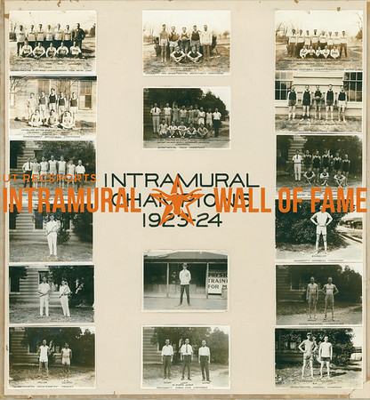 Intramural Champs 1923-24