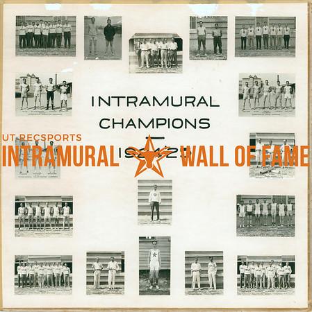 Intramural Champions 1924-25