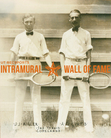 TENNIS Independent   Copelands  J. J. Miller & A. C. Curtis