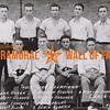 Track Club Champions<br /> Back Row (L to R): Frank Horak, Emmett Hannes, Henry Covanec, Albert Blaha, Woodrow Kubena.<br /> Front Row (L to R): Wilfred Gardner, Dan Darilek, Edwin Kubena, Winston Gardner.<br /> Czeck Club