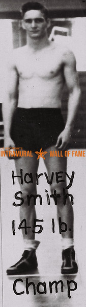Harvey Smith 1938-39