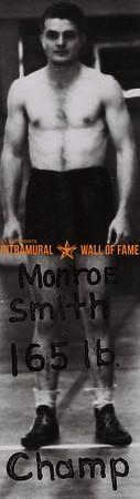 Monroe Smith 1938-39