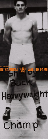 Shelby Buck 1938-39