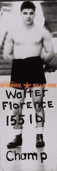 Walter Florence 1938-39