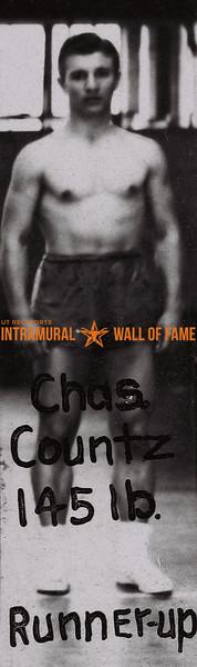 Chas Countz 1938-39