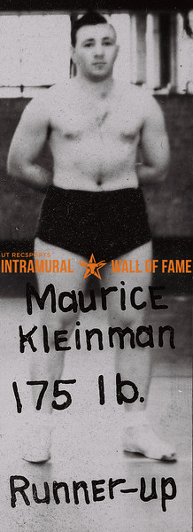 Maurice Kleinman