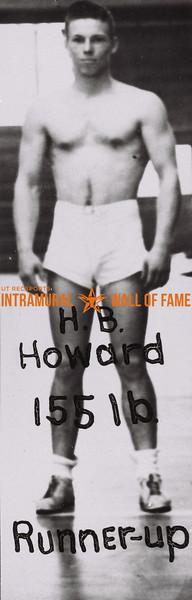 H. B. Howard 1938-39