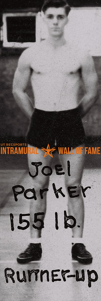 Joel Parker 1938-39
