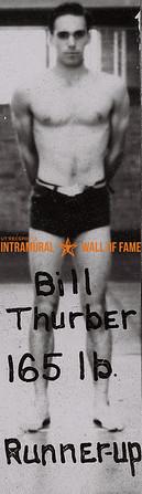 Bill Thurber 1938-39
