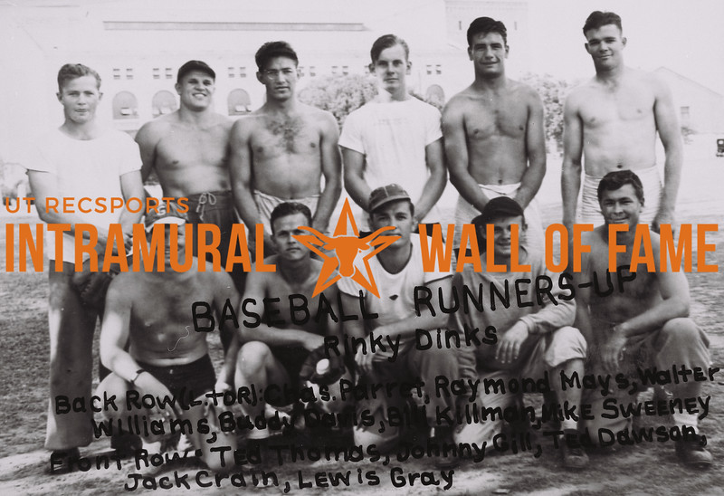 Baseball 1938-39