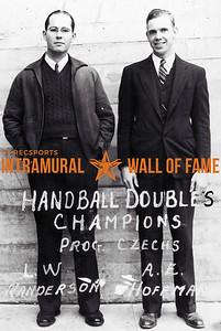 Handball Doubles 1939-40