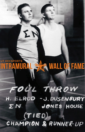 Foul Throw 1939-40
