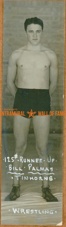 WRESTLING 125 lbs Runner-Up  Tinhorns  Bill Palmas