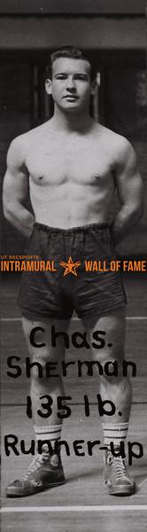 Charles Sherman 1937-38