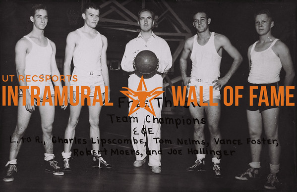 Free Throw Champs 1937-38