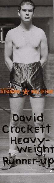 David Crockett 1937-38