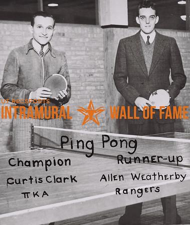 Ping Pong 1937-38
