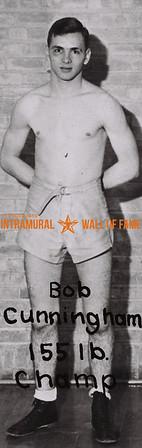 Bob Cunningham 1937-38