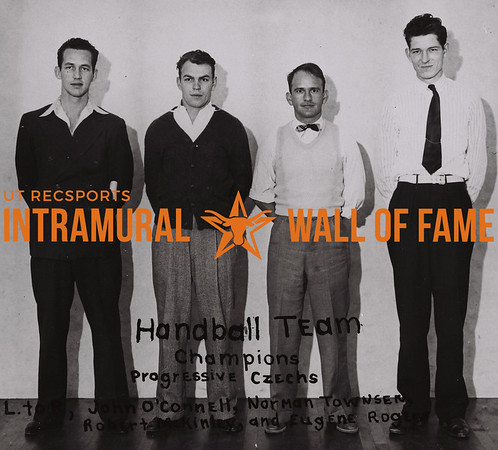Handball Team Champs 1937-38