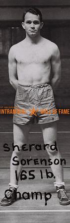 Sherard Sorenson 1937-38