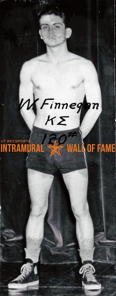 Boxing, Champion, 120 lb. Class Kappa Sigma W. Finnegan