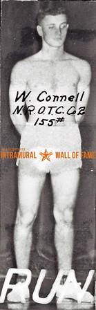 Boxing, Runner Up, 155 lb. Class N.R.O.T.C. Co. 2, NAVY W. Connell