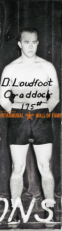 Boxing, Champion, 175 lb. Class Craddock D. Loudfoot