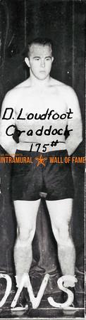Boxing, Champion, 175 lb. Class Craddock D. Loudfoot