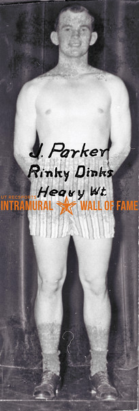 Boxing, Champion Heavyweight Rinky Dinks J. Parker