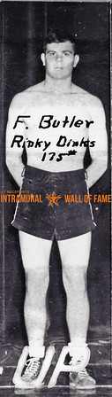 Boxing, Runner Up 175 lb. Class Rinky Dinks F. Butler,
