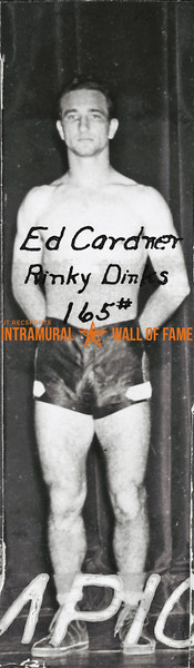 Boxing, Champion, 165 lb. Class Rinky Dinks Ed Cardner