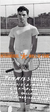 Tennis, Singles, MICA Divisional Champion Latin American Club R.R. Dellano