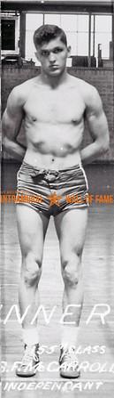 Boxing, Runner Up 155 lb. Class Independent S.F. McCarroll