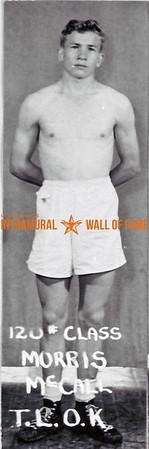 Boxing, Champion 120 lb Class T.L.O.K. Morris McCall
