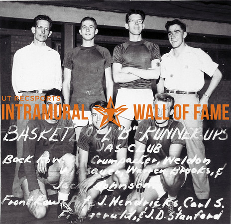 Intramural Champs 1947-48